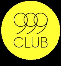 The 999 club logo